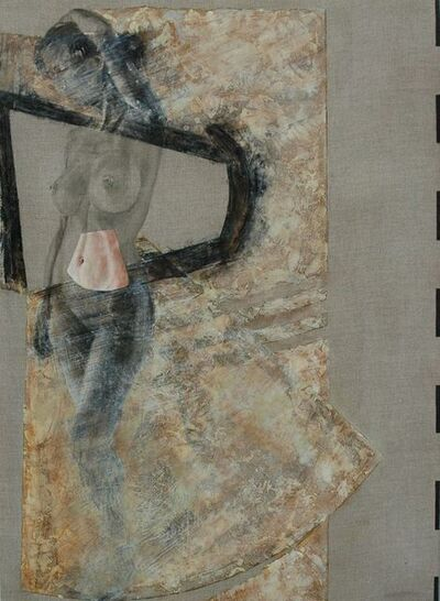 Andres Dominguez, 'Woman with Dress', 2011