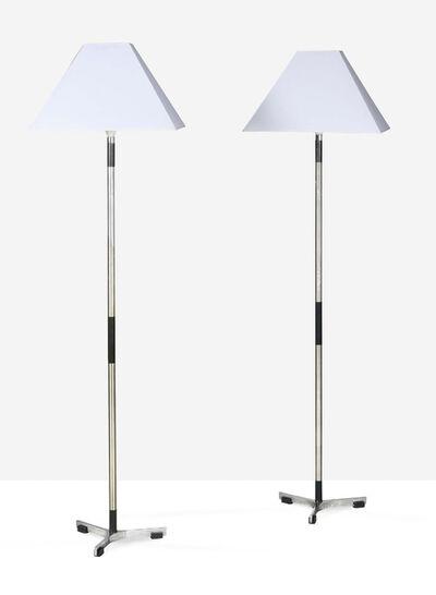 Jo Hammerborg, 'Pair of floor lamps', circa 1968