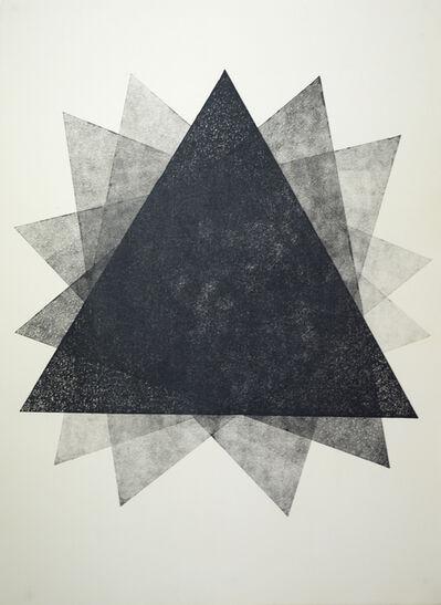 Luis Romero, 'Sin título III (Triángulo)', 2014