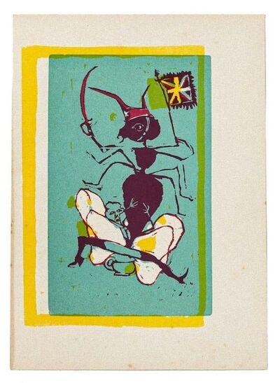 Mino Maccari, 'The Creatures', Mid-20th Century