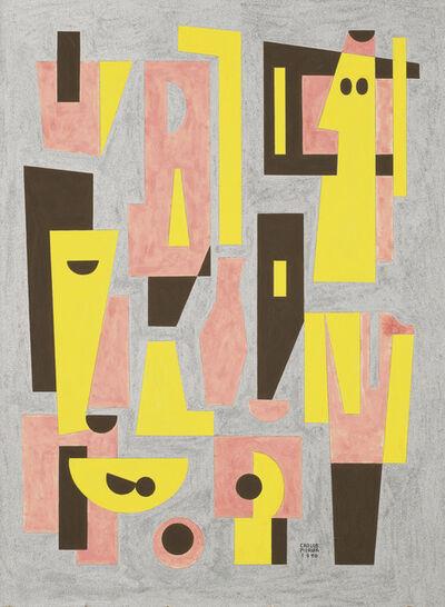 Carlos Merida, 'Untitled', 1970