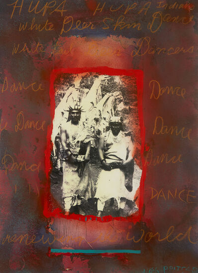 Jane Ash Poitras, 'Hupa Dancers'
