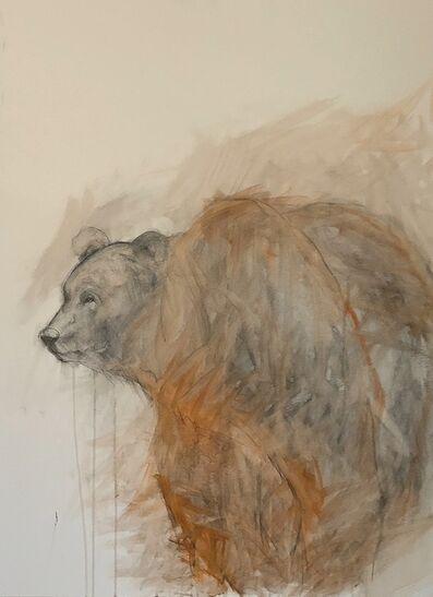 Helen Durant, 'Red Bear 2'