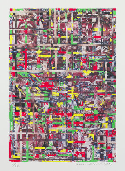 Shinro Ohtake, 'Time Memory / Body 1', 2014