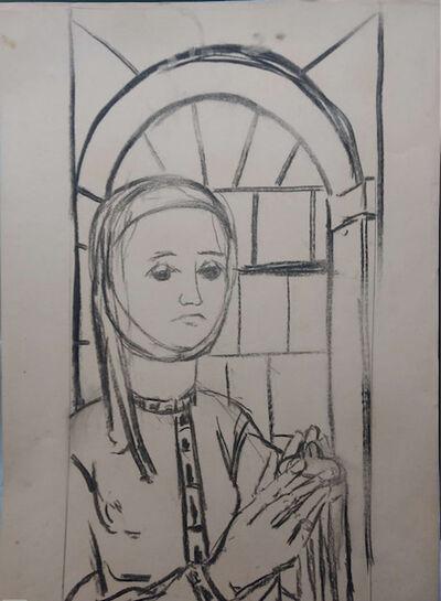 Doris Homann, 'Mulher com Véu ', 1930-1970