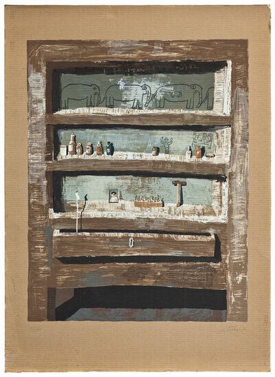 Ignacio Iturria, 'El estante de los remedios', 1998