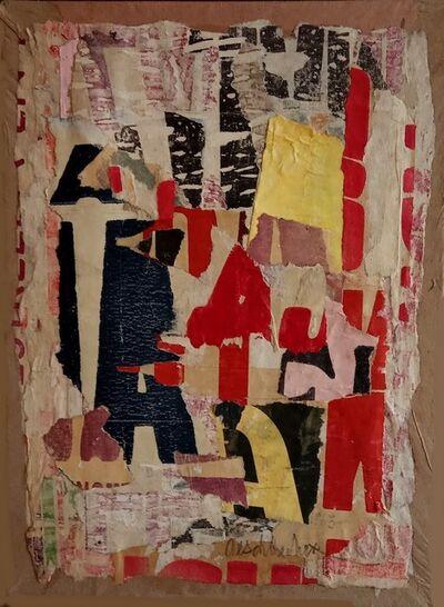 Arthur Aeschbacher, 'Bec de Corbin', 1963