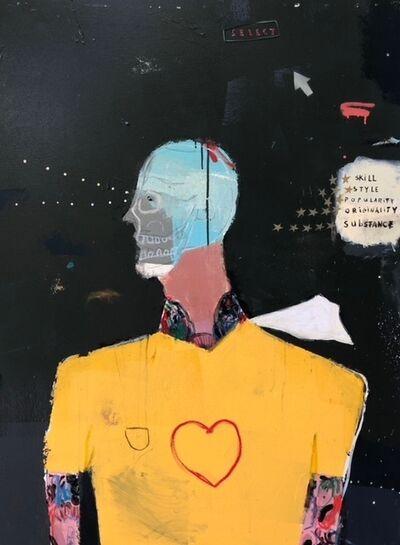 Justin Lyons, 'Avatar (Self Portrait Mode)', 2018