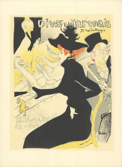 Henri de Toulouse-Lautrec, 'Divan Japonais', 1960-1970