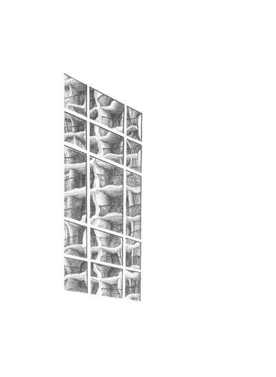 Justin Rubich, 'Halfscreen (Spinal)', 2011