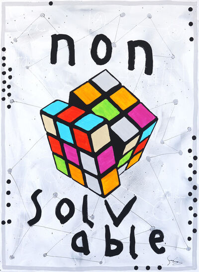 Soren Grau, 'Nonsolvable', 2020