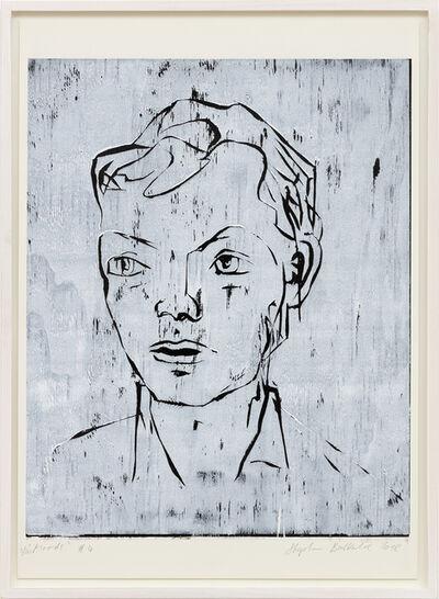 Stephan Balkenhol, 'Moods #4', 2020