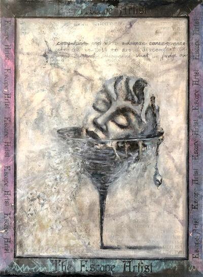 Deborah Caiola, 'The Escape Artist (card)', 2018