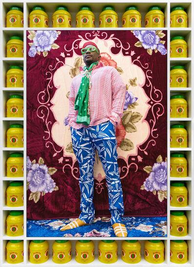 Hassan Hajjaj, 'Hank Willis Thomas', 2018/1440