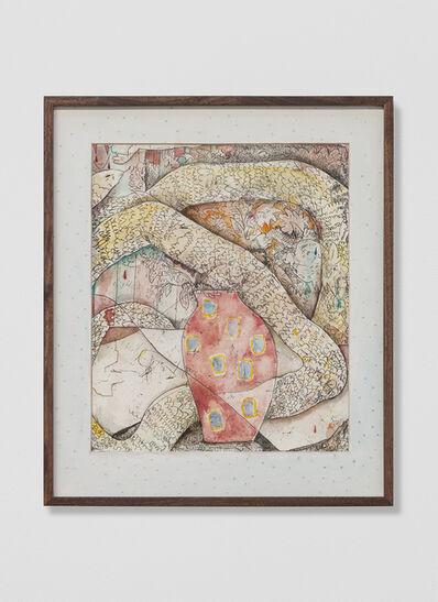 Volker Hüller, 'Flowers and Snakes I', 2017