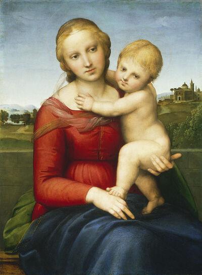 Raphael, 'The Small Cowper Madonna', ca. 1505