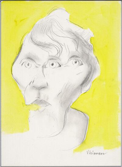 Maria Lassnig, 'Visionen', ca. 2002