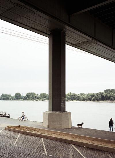 Andreas Gursky, 'Zoobrücke, Köln', 1988