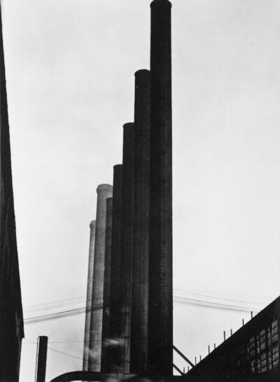 Edward Weston, 'ARMCO Steel', 1922