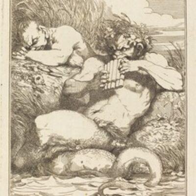 John Hamilton Mortimer, 'Musical Monster', 1778