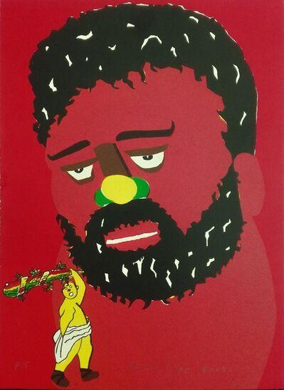 Eduardo Arroyo, 'Untitled (from 'Los prólogos del Quijote')', 2004