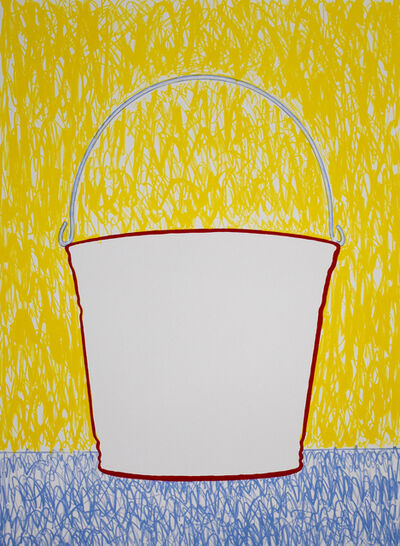 James Rosenquist, 'A Pale Angel's Halo, from: Reality and Paradoxes', 1973