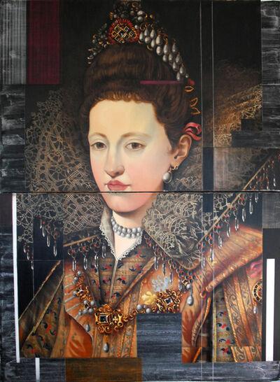 David Crismon, 'Maria Gonzaga of Lorraine', 2012