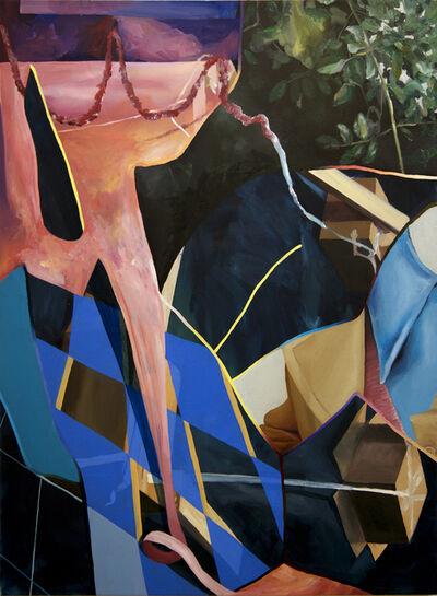 Amelia Midori Miller, 'Festoons', 2016