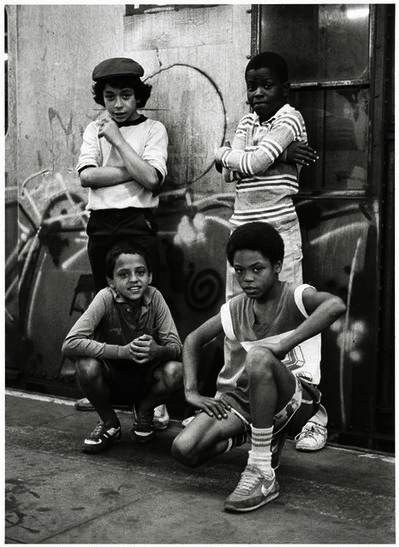 Jamel Shabazz, 'Faces from the Underground, NYC', 1980