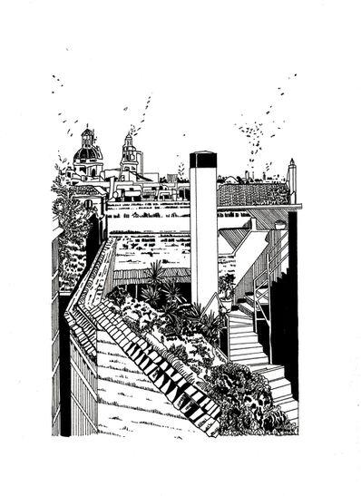 Chourouk Hriech, 'Souvenirs de Séville #5', 2019