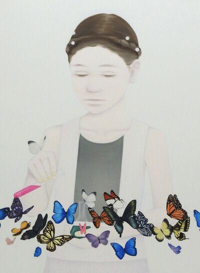 Tatsuhito Horikoshi, 'Smell the Spring', 2015