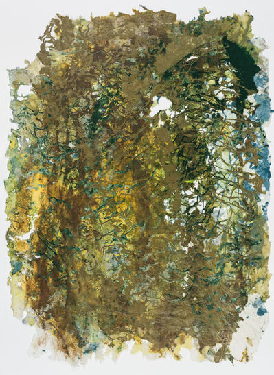 Jarrod Beck, 'Green Gold', 2016