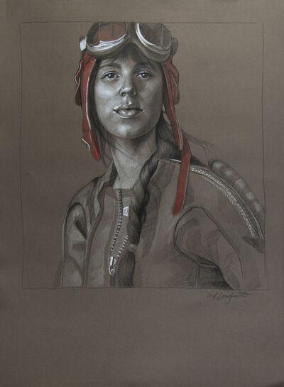 Kathrin Longhurst, 'Pilot Girl 26', 2020