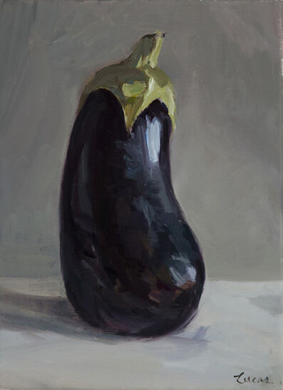 Maryann Lucas, 'Madame Eggplant', 2017
