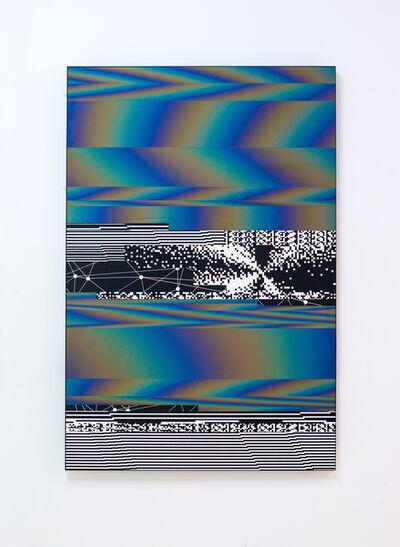 Felipe Pantone, 'Planned Iridescence 7', 2017