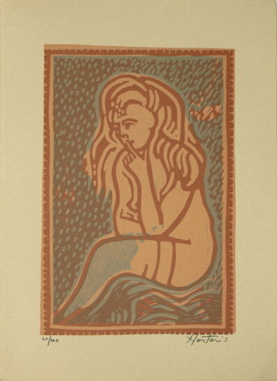 Unknown, 'Boudoir Thoughts', (Date unknown)