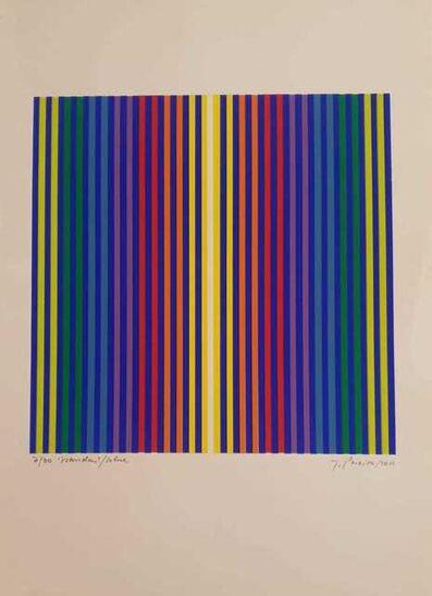 Jorge Pereira, 'Bandas Blue', 2011