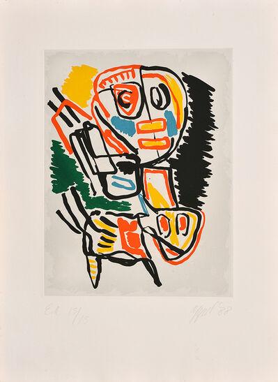 Karel Appel, 'Untitled', 1988
