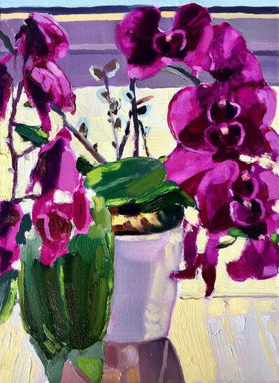Keiran Brennan Hinton, 'Orchid', 2020