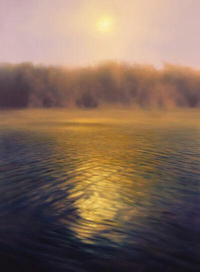Scott W. Prior, 'Sunrise Over River', 2001