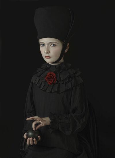 Adriana Duque, 'Menino da Manzana', 2015