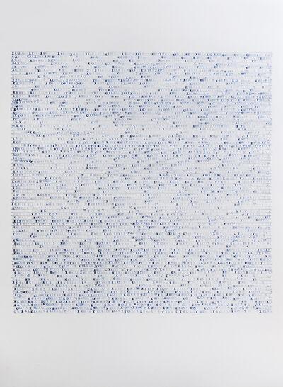 Sarah Irvin, 'X Stamp, No. 2', 2019