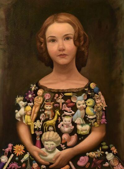 Carrie Pearce, 'Girl Stuff', 2020