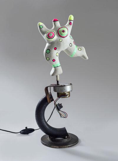 Niki de Saint Phalle, 'Nana Machine (Niki de Saint Phalle / Jean Tinguely)', 1976