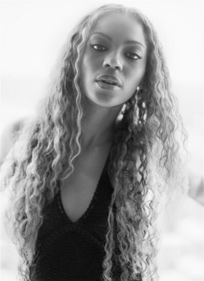 Stephanie Pfriender Stylander, 'Beyoncé, Angels, Houston, Texas', 2000