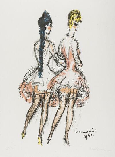 Kees van Dongen, 'Mannequins', 1960