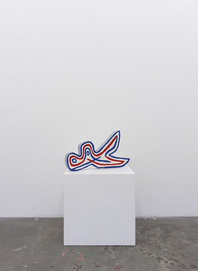 Soeren Behncke, 'Alphabet - Scissors', 2018
