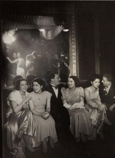 Brassaï, 'Soirée at Chartres', 1933-1934