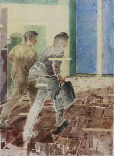 Yu Xia 夏禹, 'The walking man', 2015-2016