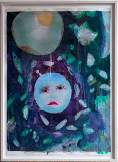 Melora Griffis, 'the moon becomes you', 2011